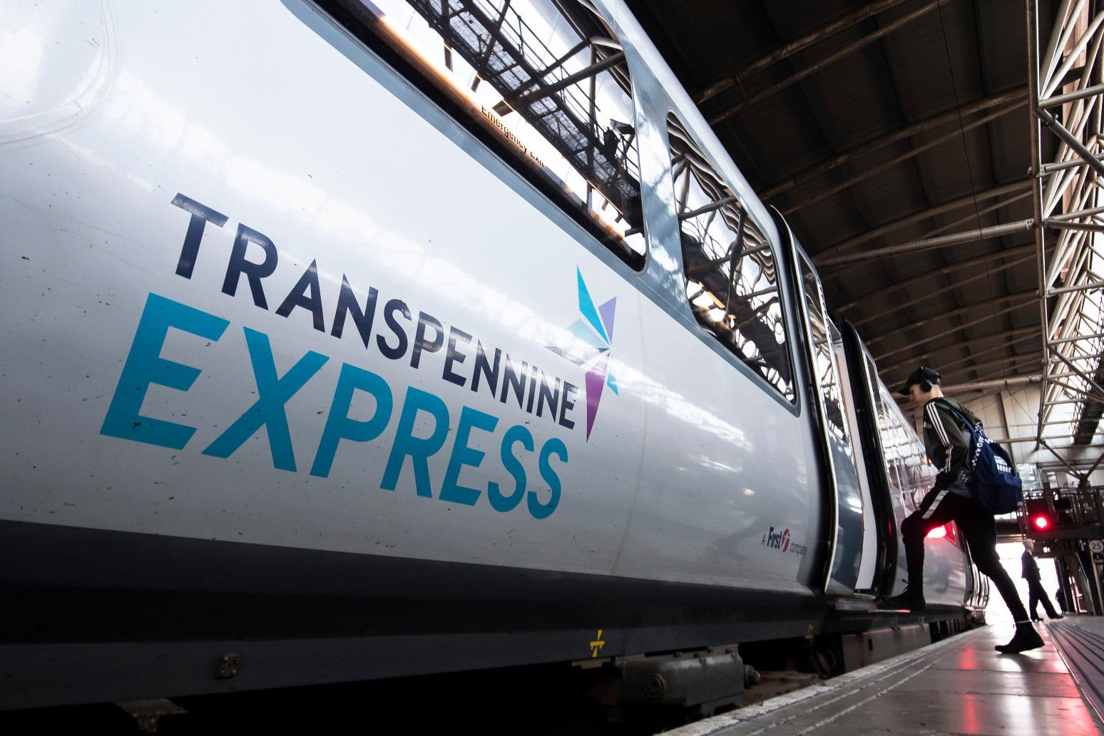 Train operator handed target for major improvement