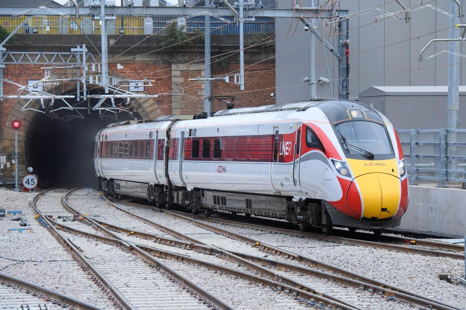 Railway services disrupted as high-speed trains undergo 'precautionary checks'
