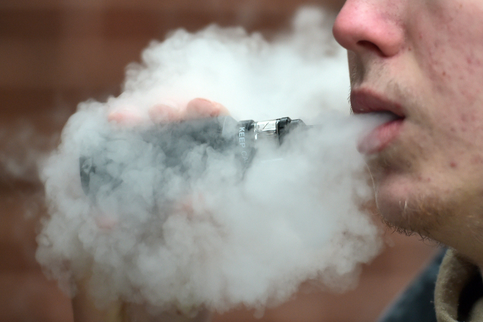 E-Cigarette age restrictions on purchases \