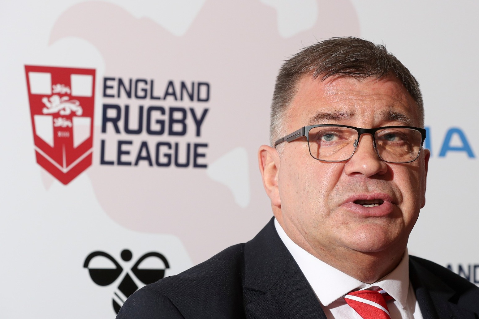England coach Shaun Wane names unchanged squad ahead of first training session