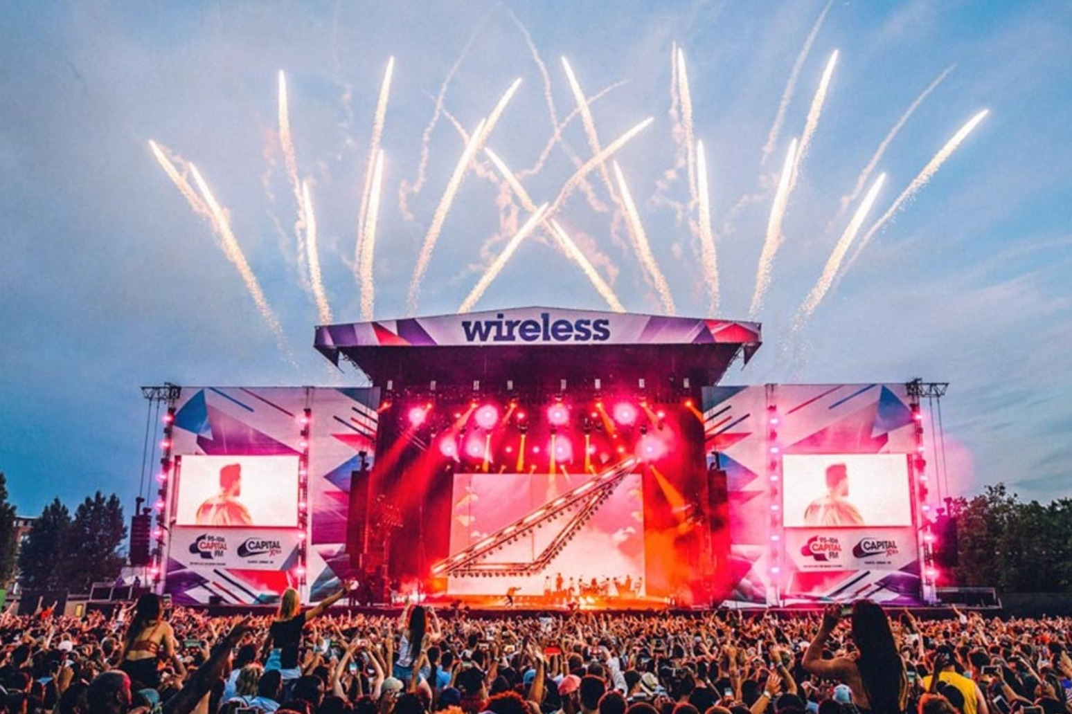 Line-up revealed for Wireless Festival 2021
