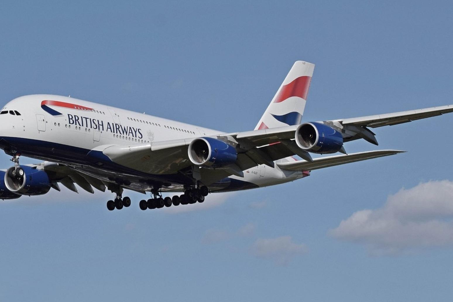 BA resume flights to Pakistan