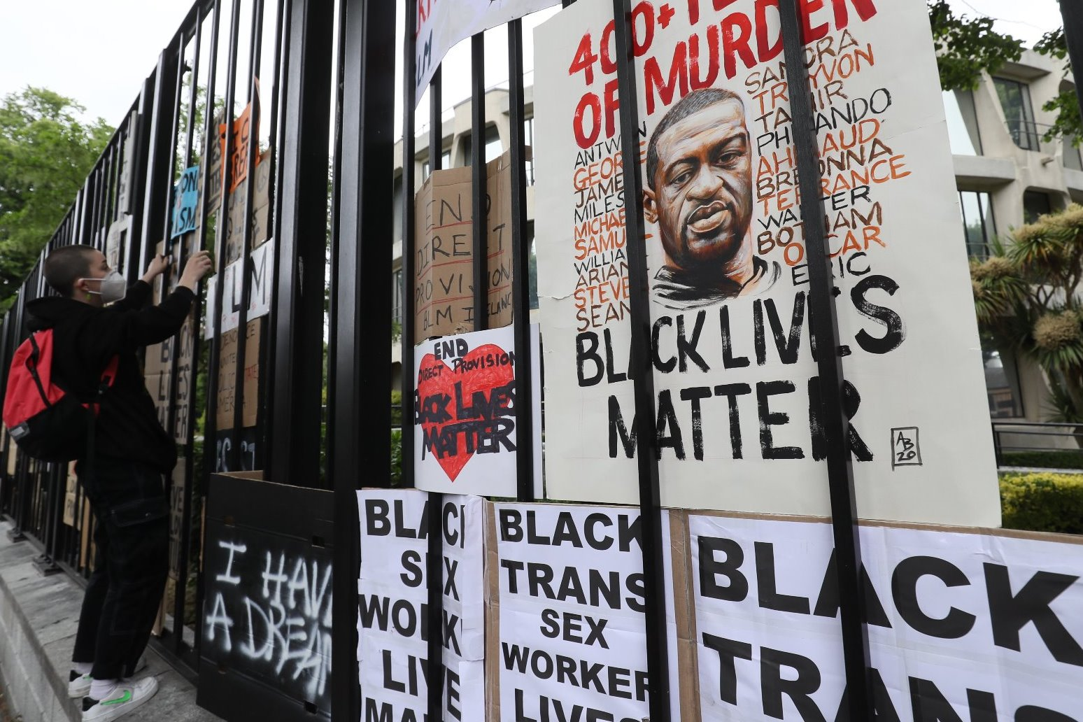 Demonstrations continue in the US over George Floyd\'s death