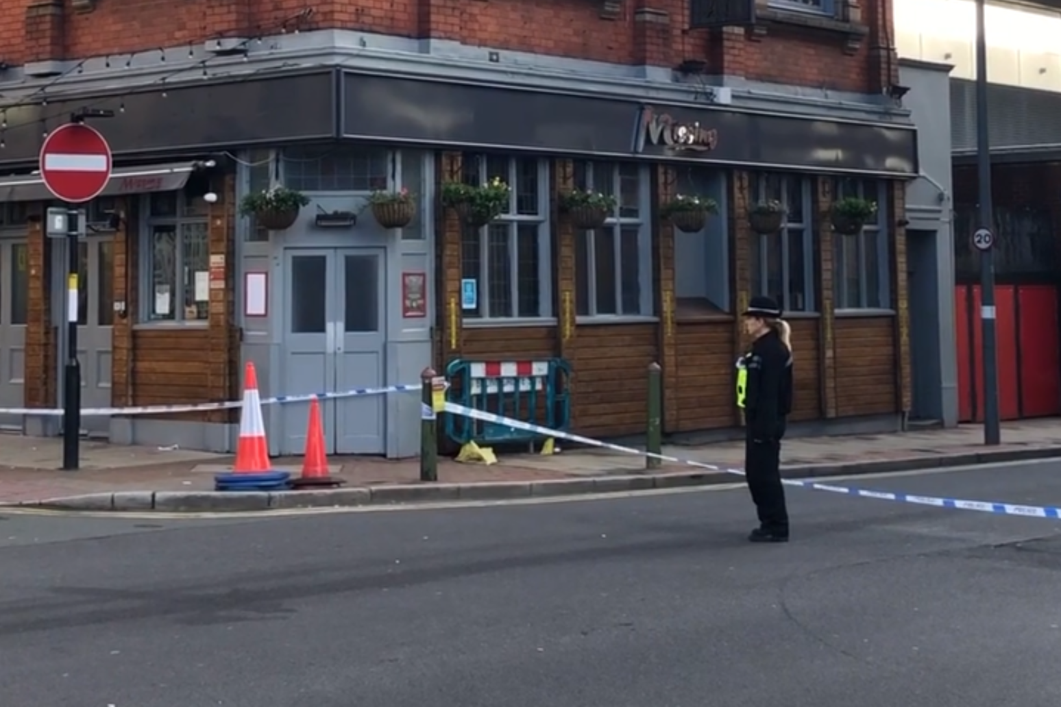 One dead and seven injured after Birmingham stabbings