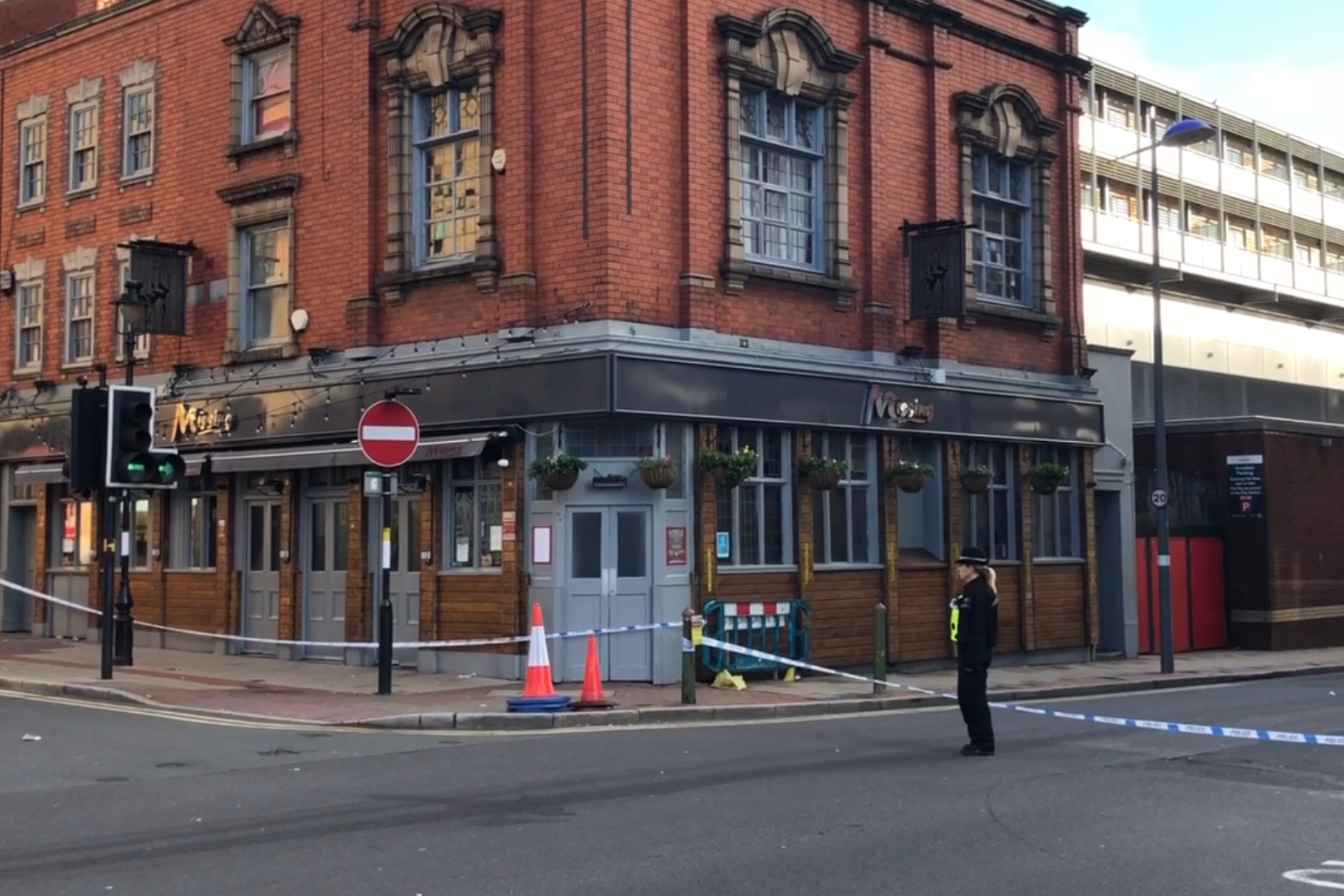 Major incident declared after multiple stabbings in Birmingham