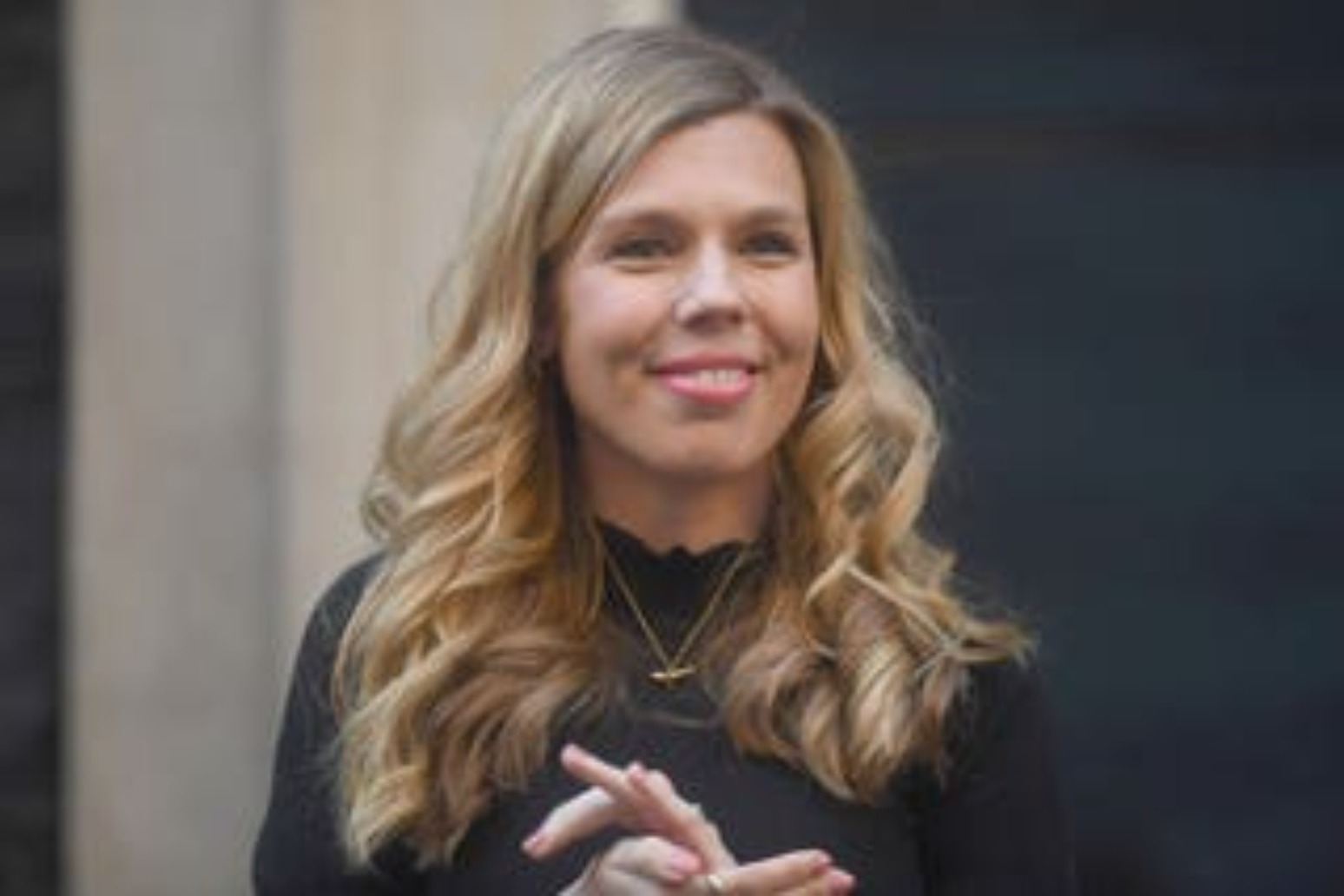 Carrie Symonds lands job with animal conservation charity.