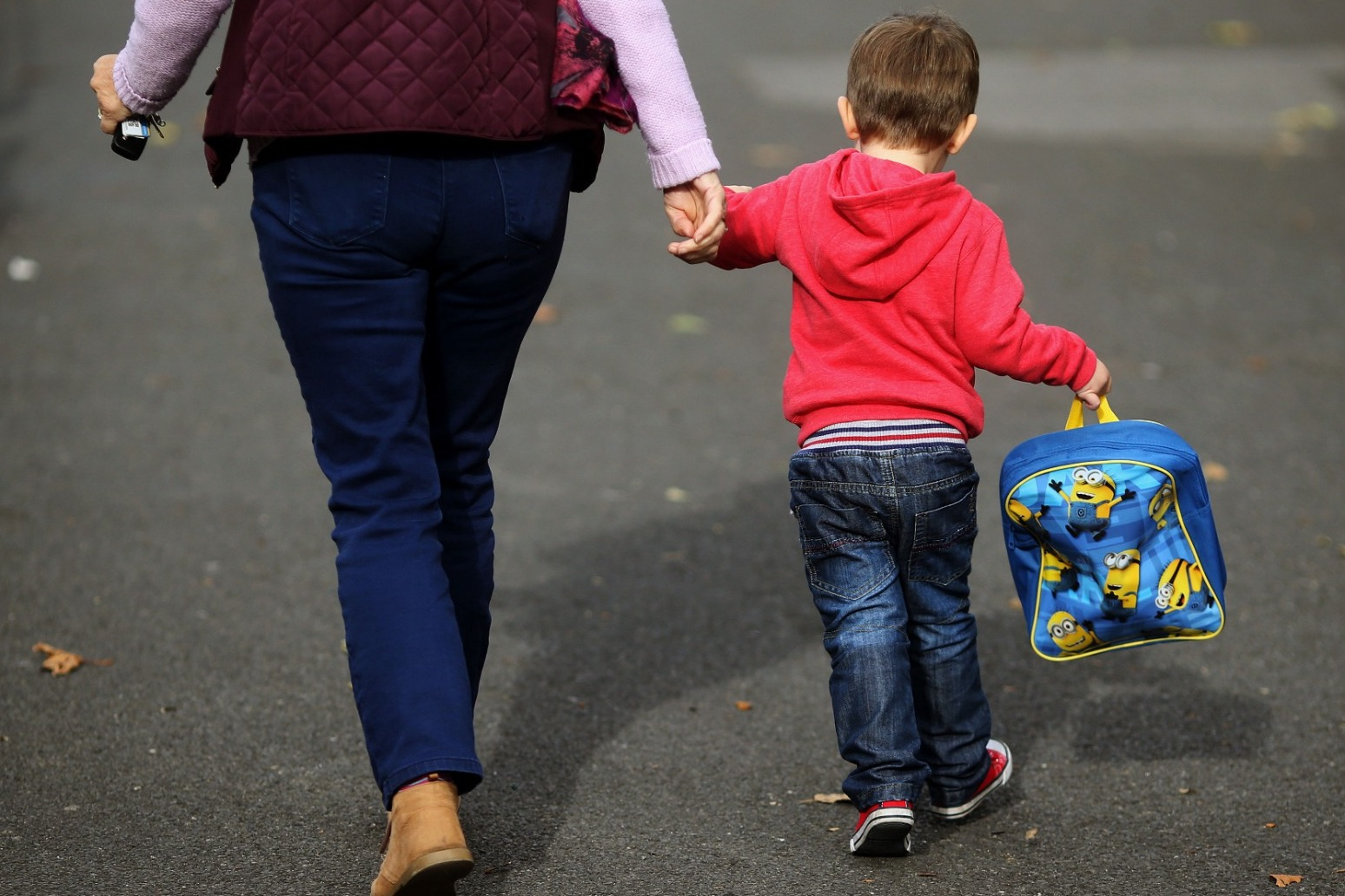CHILD POVERTY WOULD REACH RECORD HIGHS IF TORIES RE-ELECTED, THINK TANK SAYS