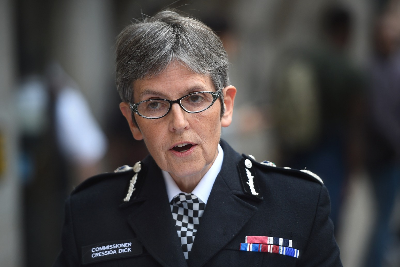 Assaults on officers at anti-racism rally 'shocking' – Met Police chief