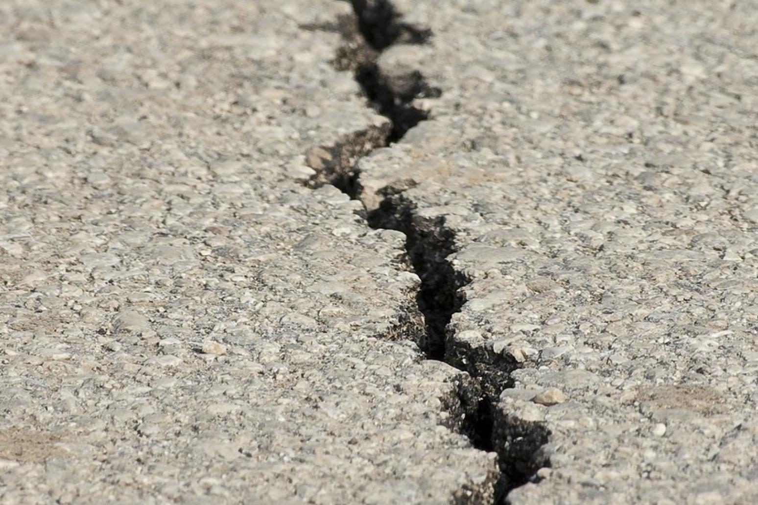 Earthquake strikes off New Caledonia