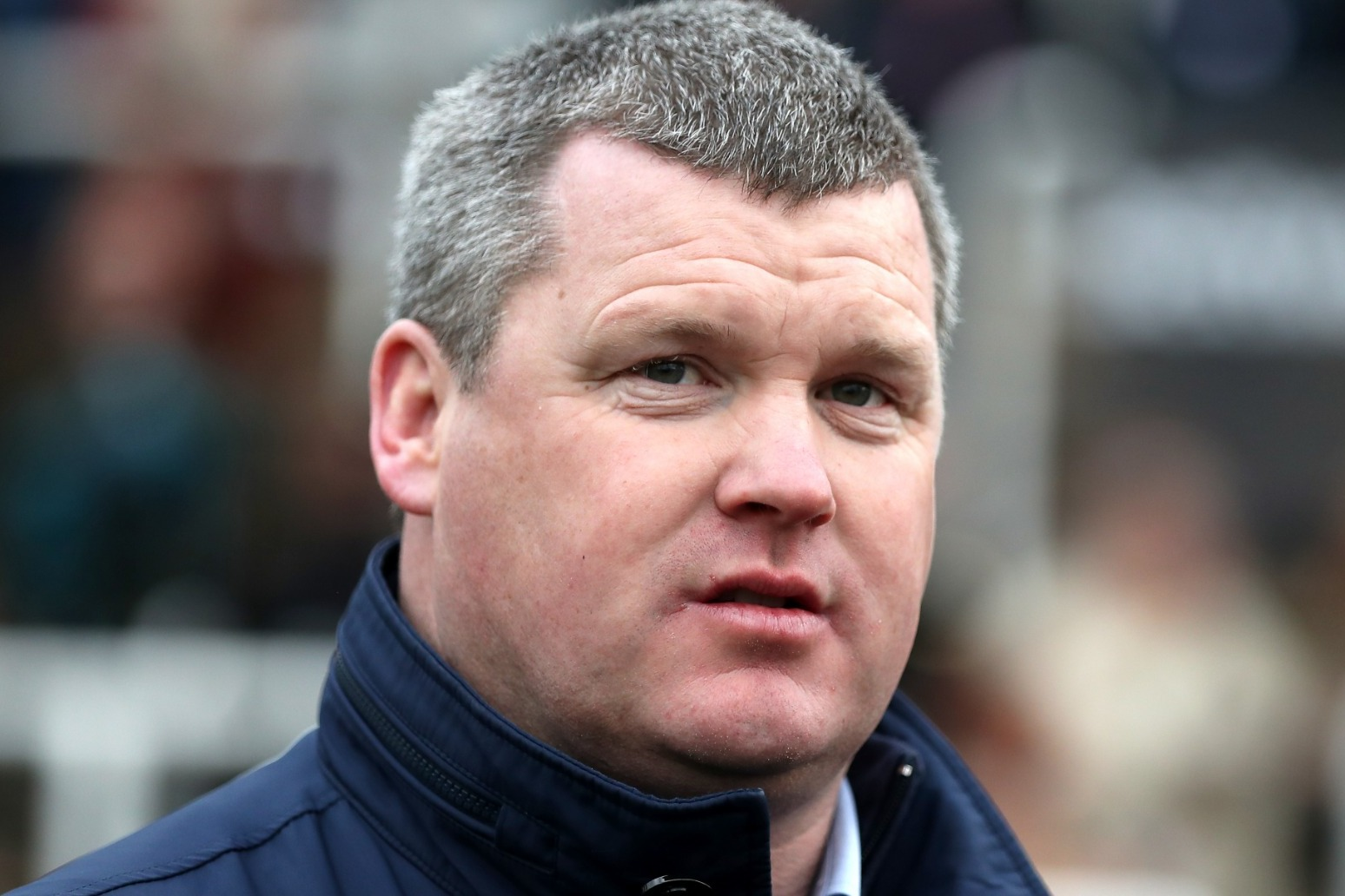 Gordon Elliott's training licence suspended over dead horse photo