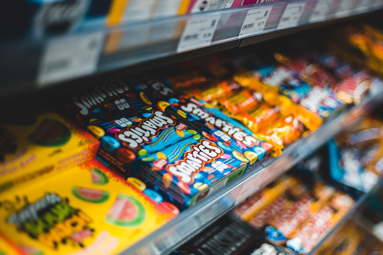 Scientists confirm that removing sweets from checkouts encourages healthy eating