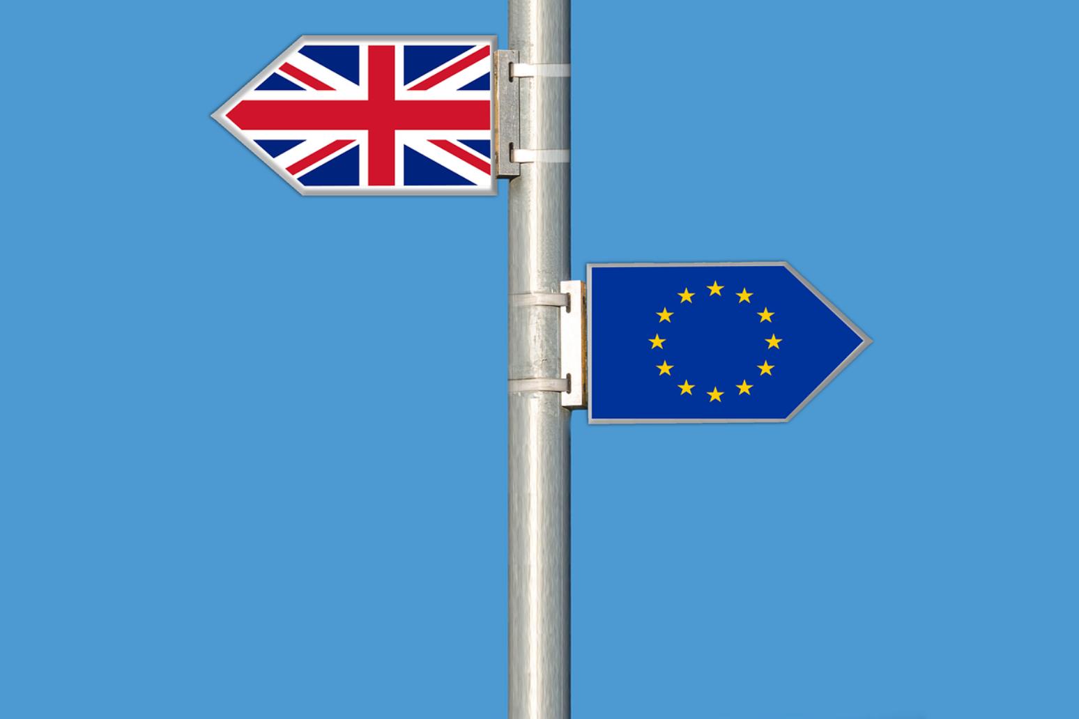 Britain confident of no return to hard Irish border