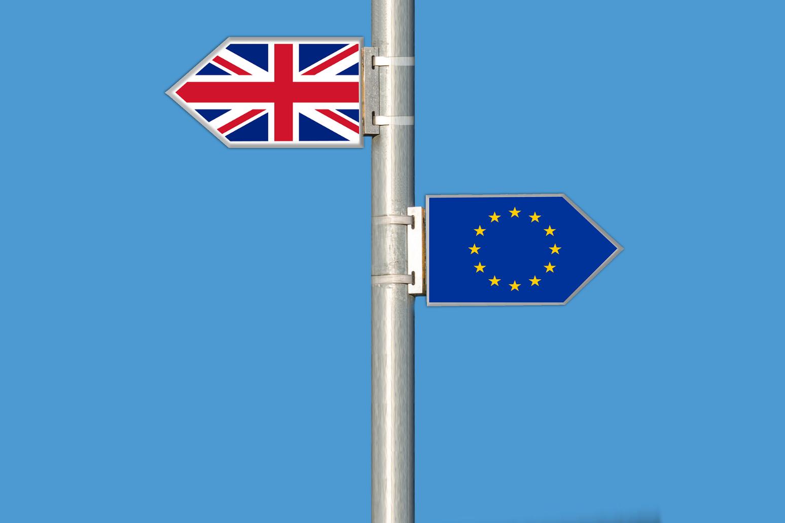 Theresa May gives speech following EU meetings