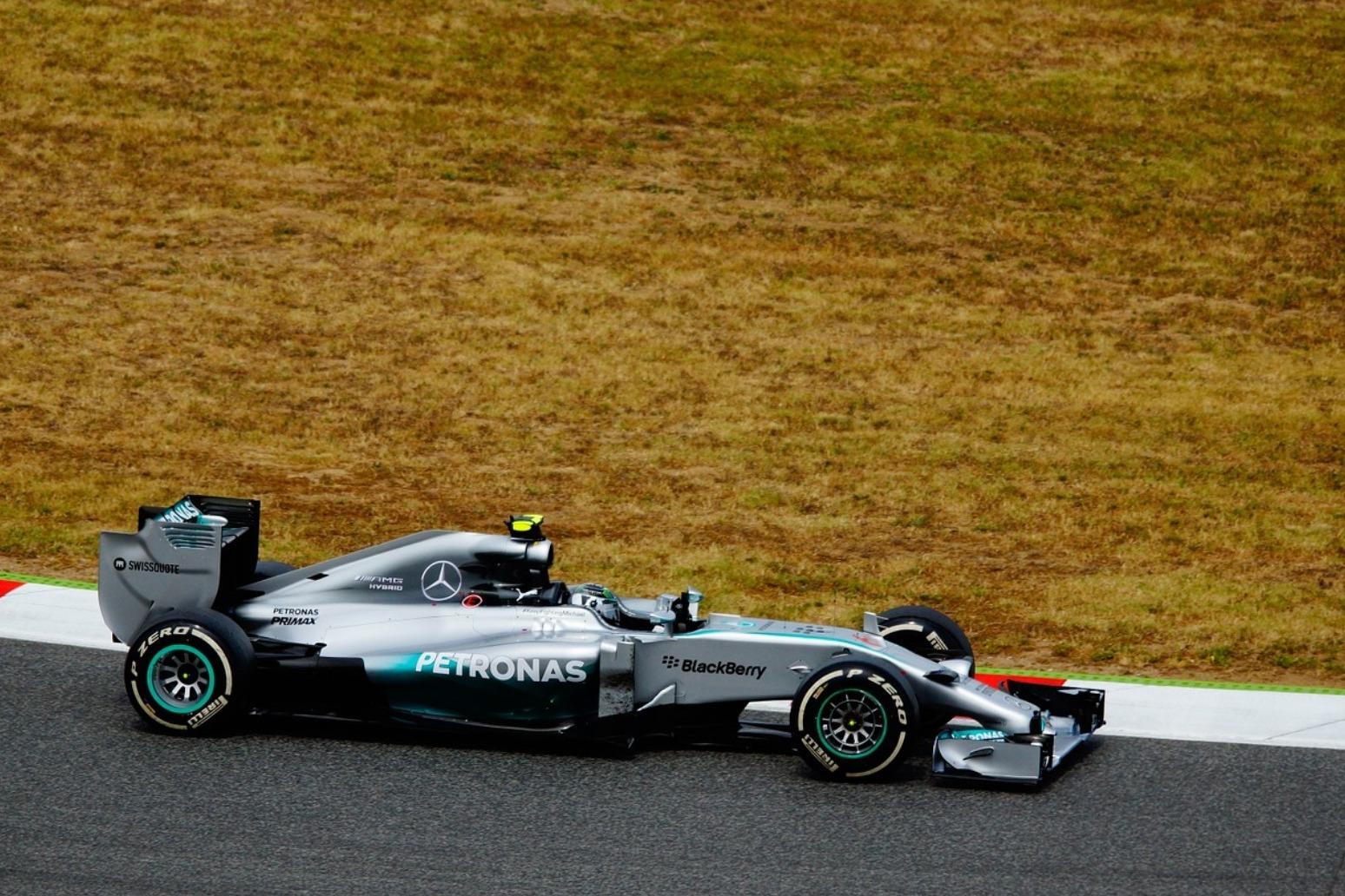 Formula 1 Pre-season testing continues in Spain