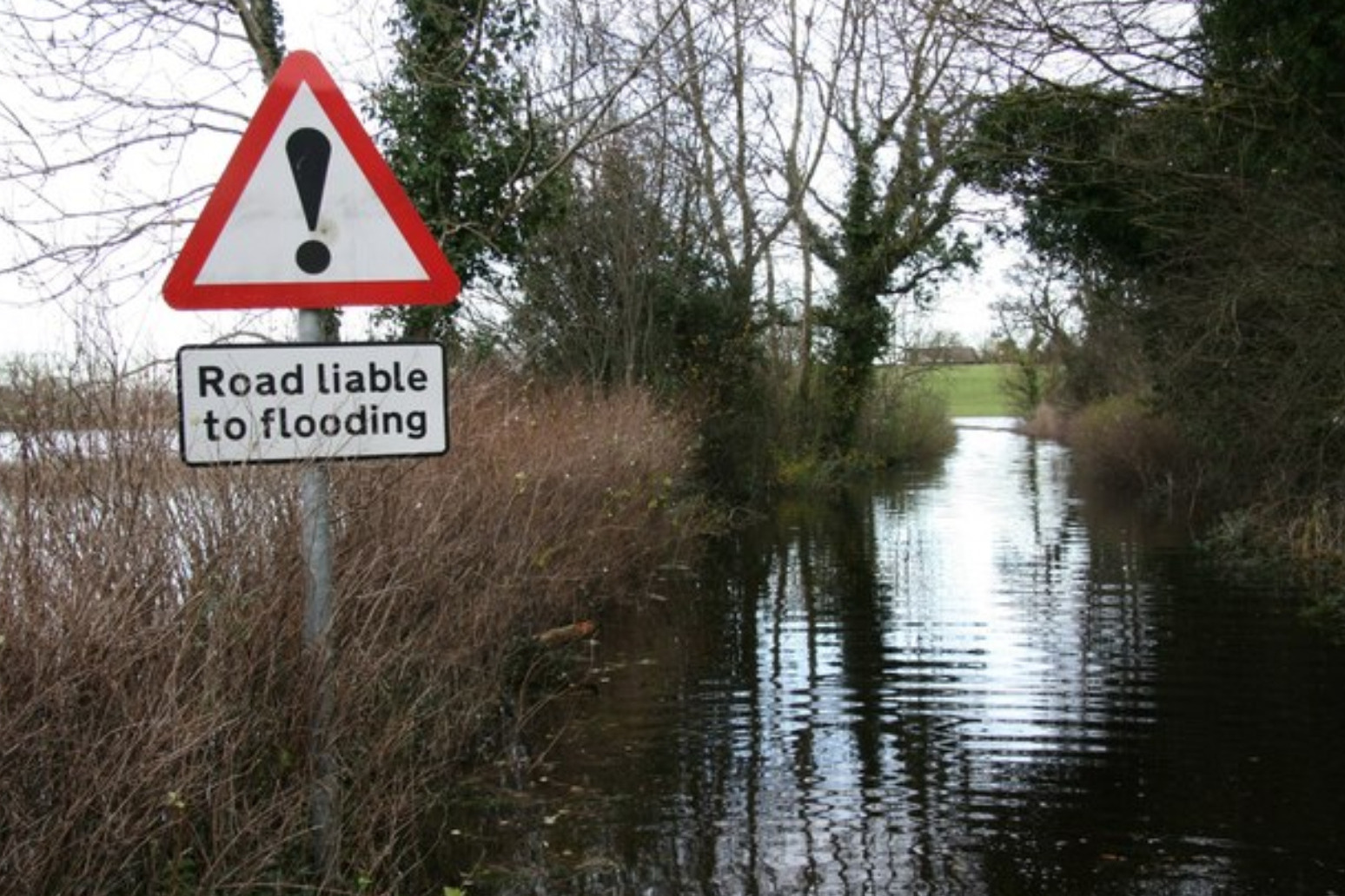 Man dies following flooding in the West Midlands