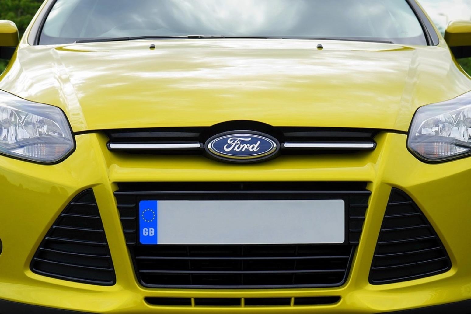 Ford restarts UK car production