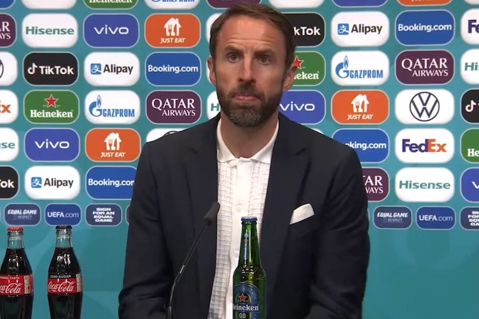 Gareth Southgate calls for patience after England's stalemate against Scotland