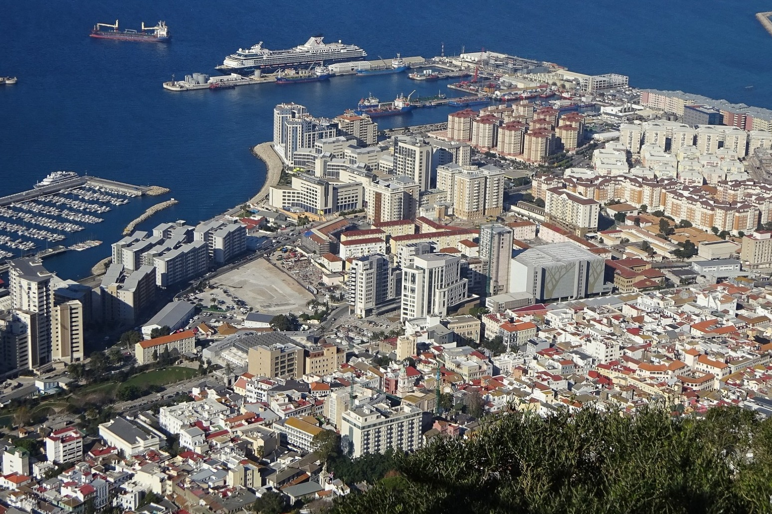 Gibraltar cautions Spain over \