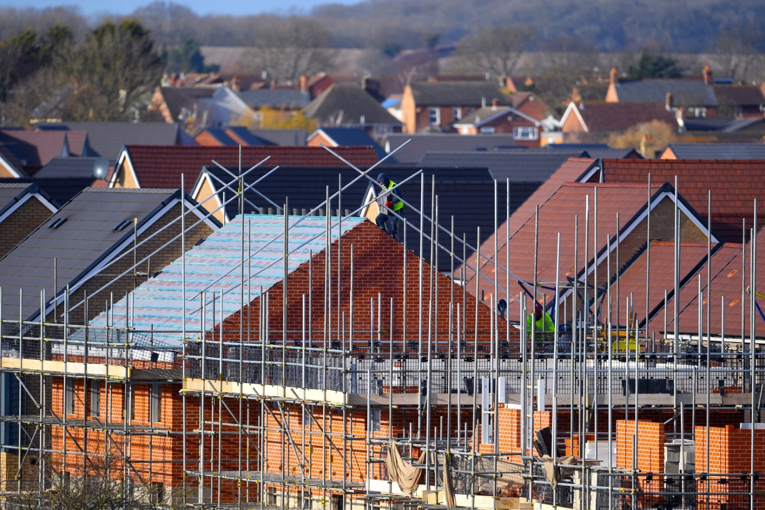 Watchdog threatens to take big builders to court for misleading house buyers