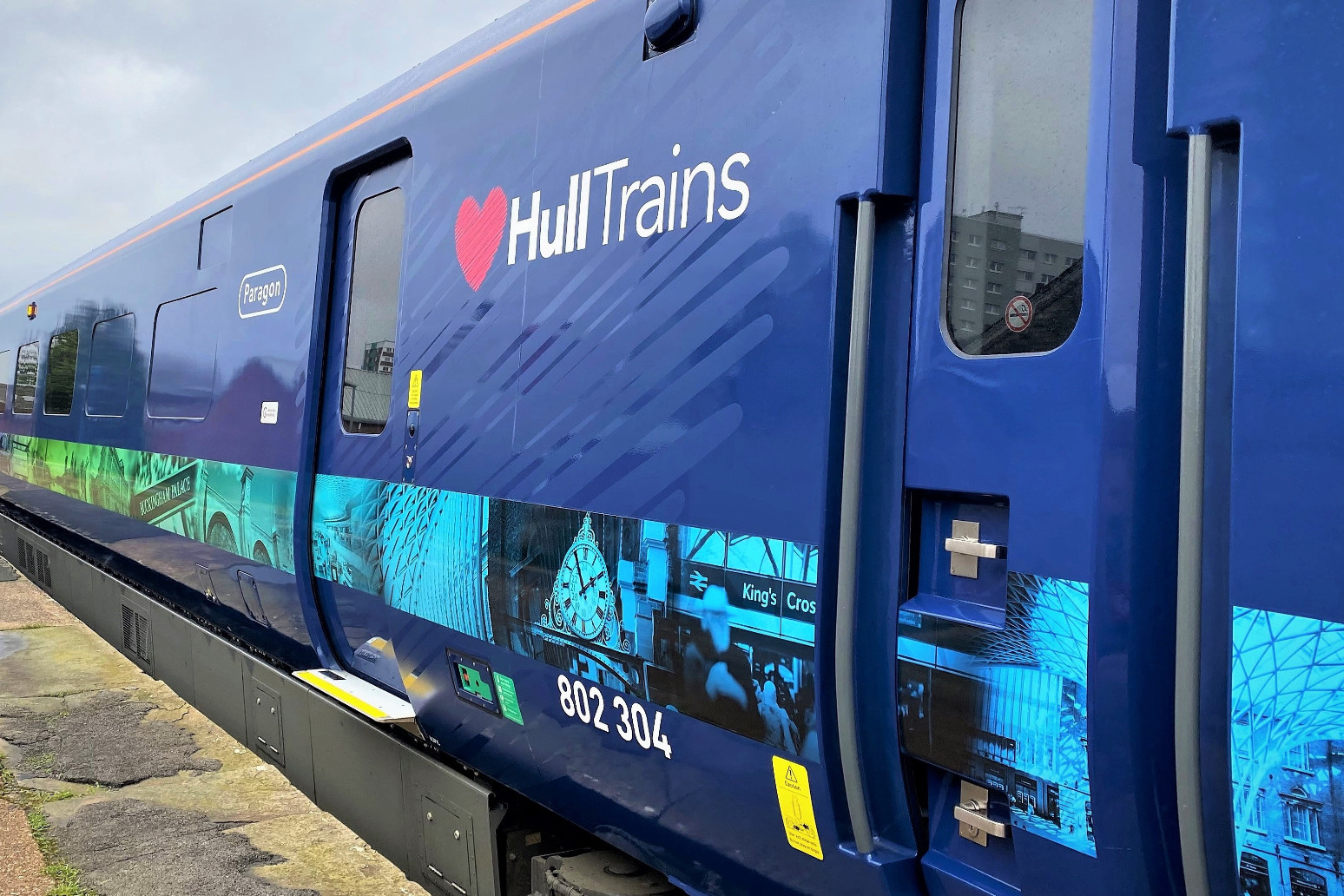 Hull Trains are to suspend their services due to Coronavirus