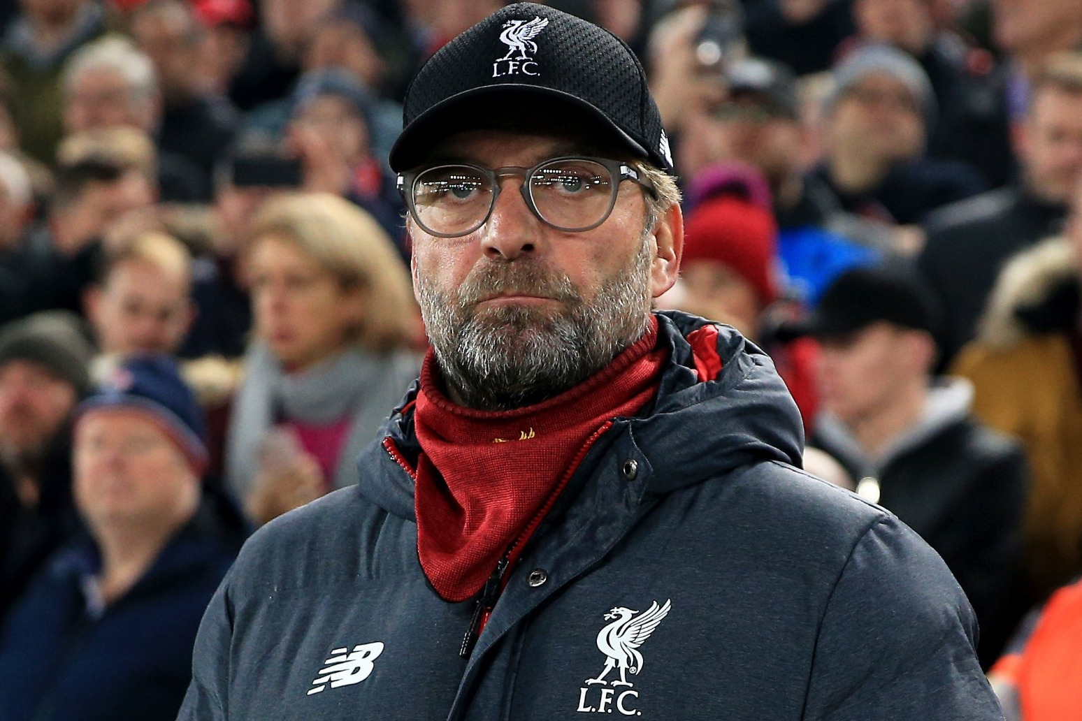 KLOPP NOT FEELING PRESSURE AS LIVERPOOL OPEN HUGE LEAD IN TITLE RACE