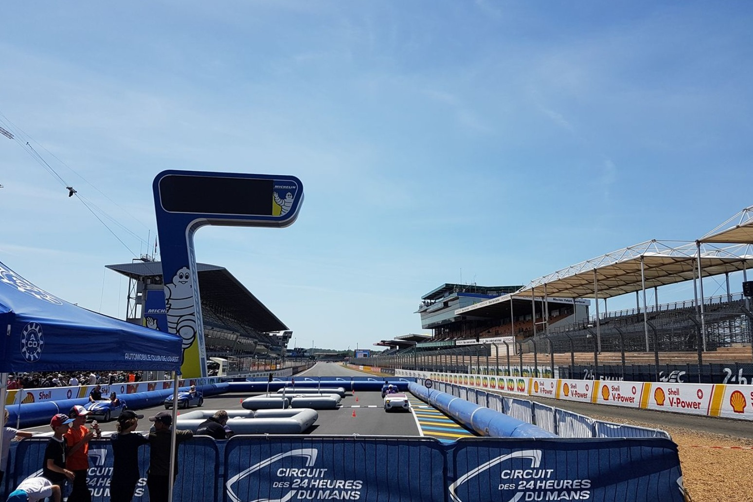 Preparations continue for this year\'s 24 Hours of Le Mans