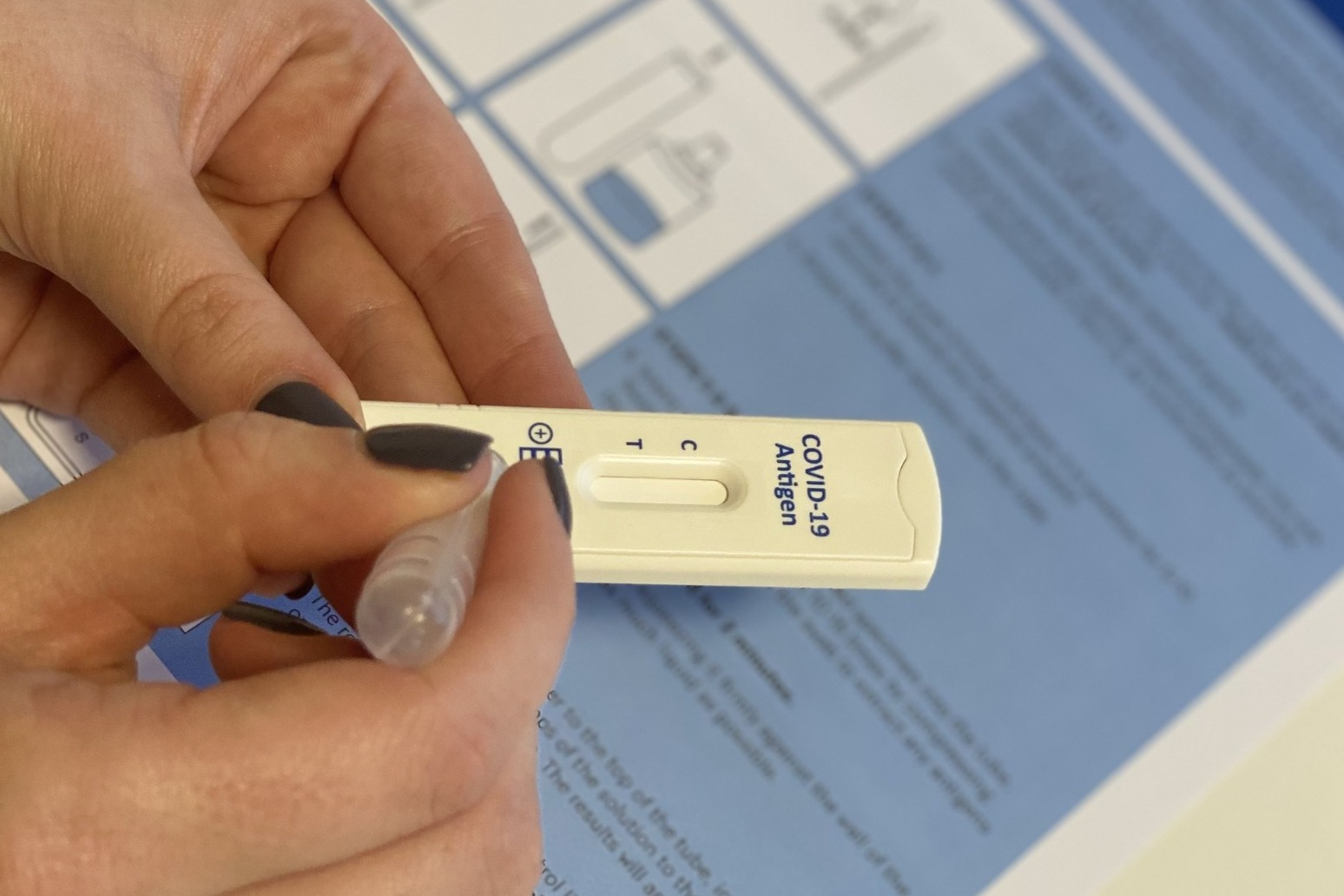 Care home staff to receive rapid result tests to protect against Covid variant thumbnail