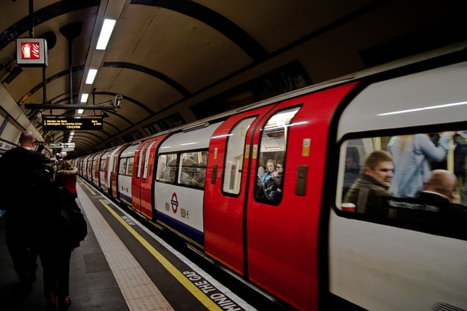 Tube workers to strike on polling day thumbnail