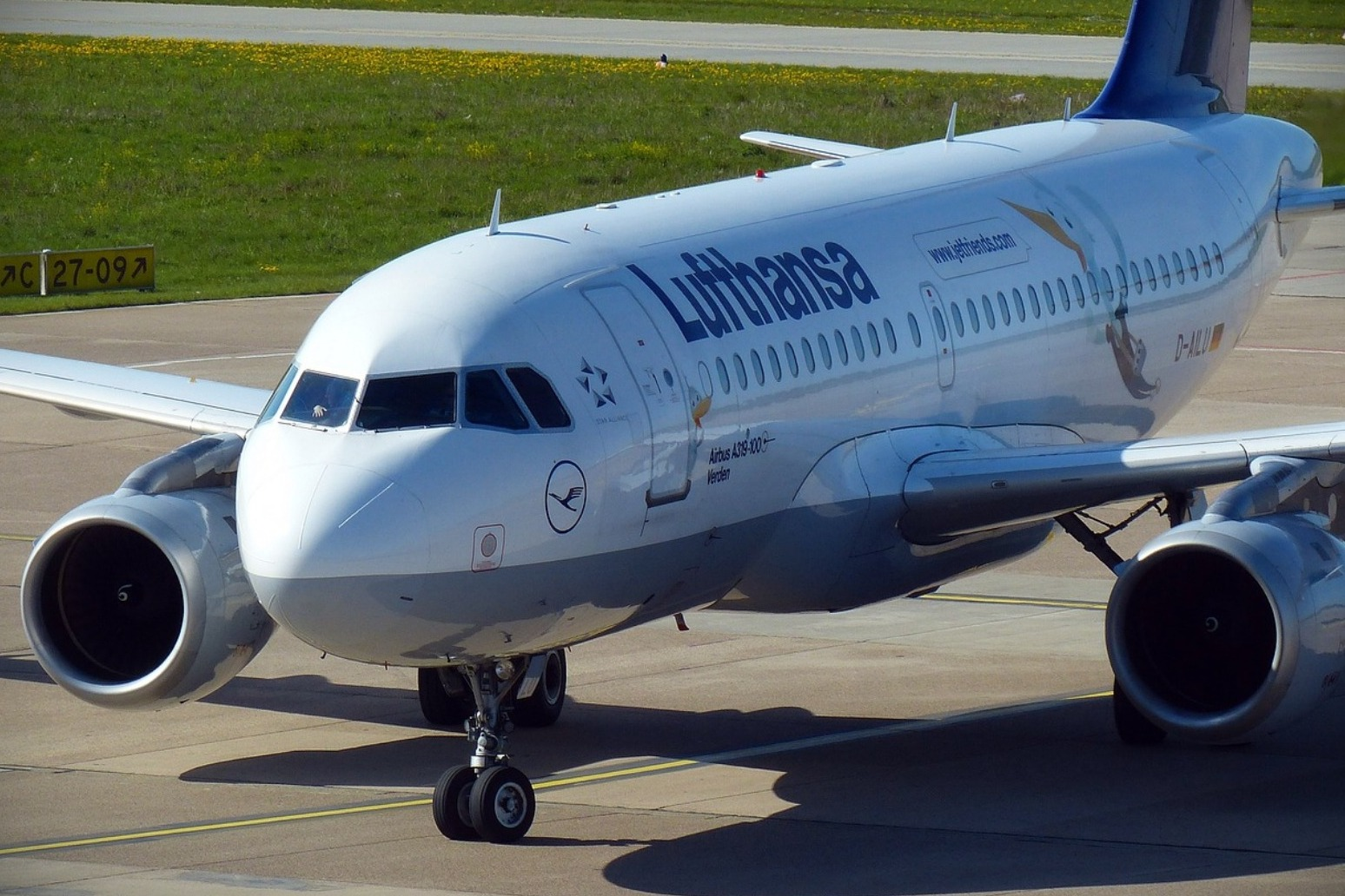 Lufthansa flights grounded due to strike action