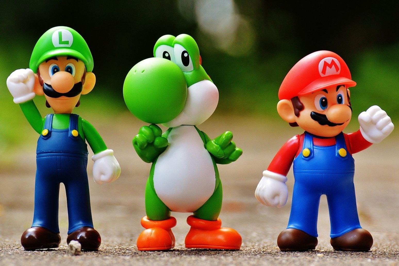 Star-studded voice cast announced for Super Mario Bros film