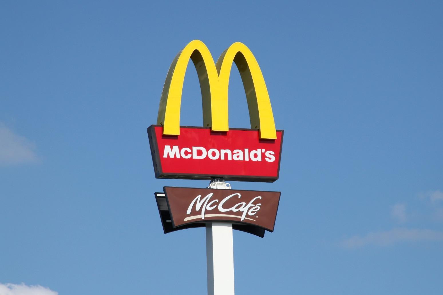14 arrests after animal rights activists blockade McDonald's depots
