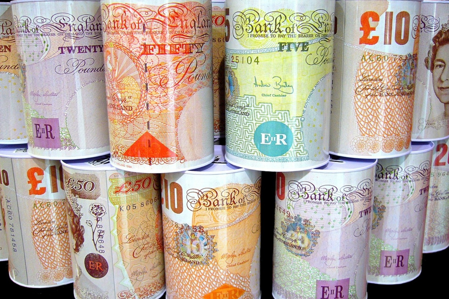 Wage growth allows Sterling to rally