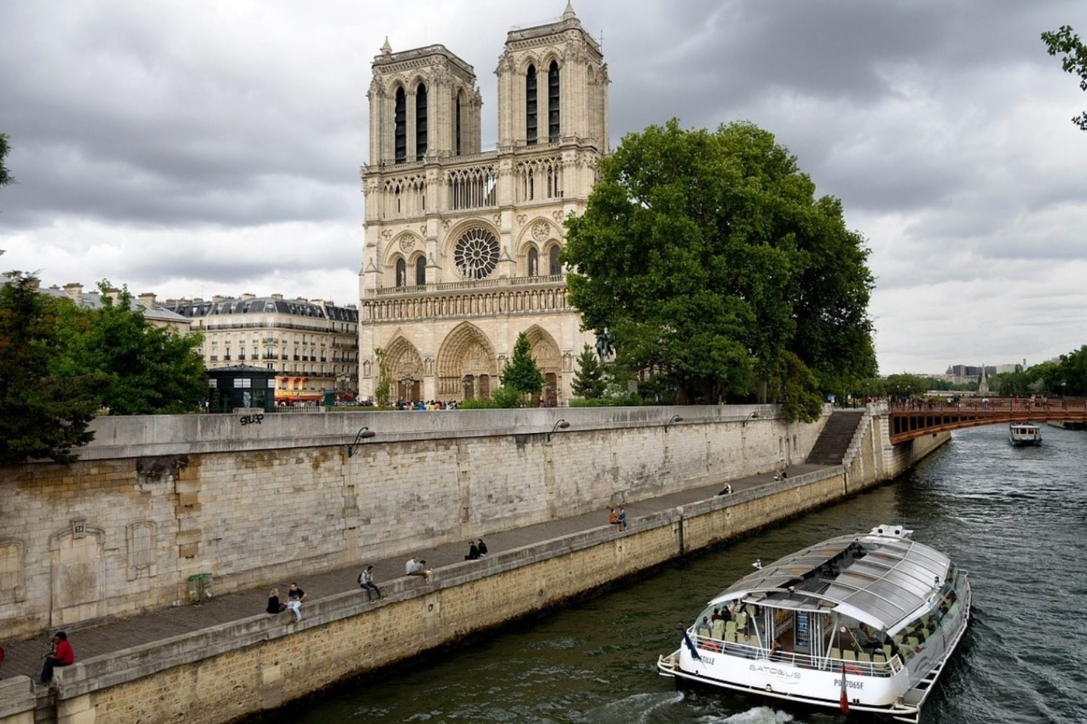 Notre Dame Cathedral roof rebuilding competition announced