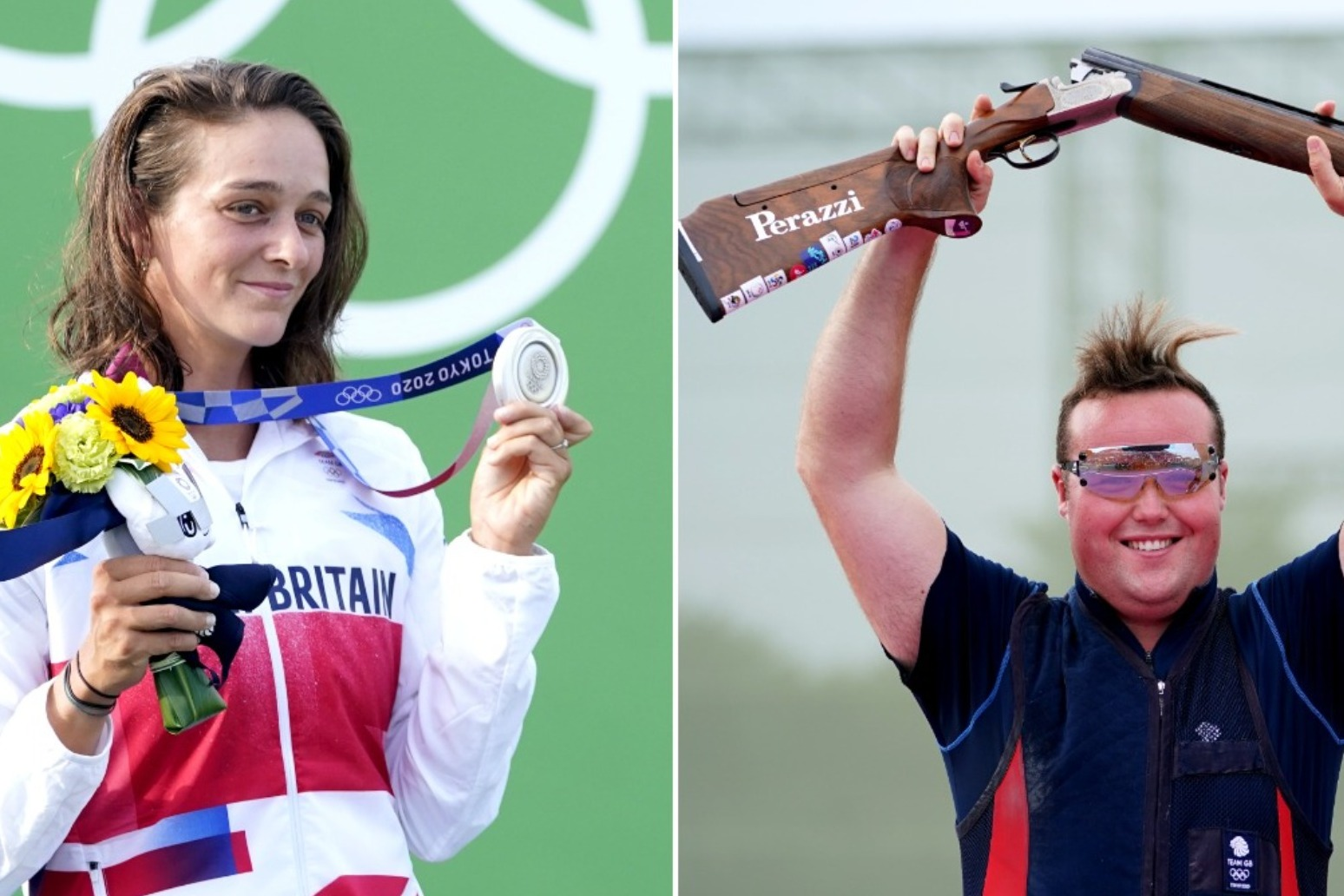 More medal successes for Team GB at the Tokyo Olympics