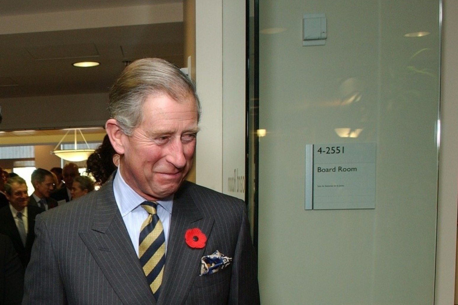 Prince Charles pays tribute to \