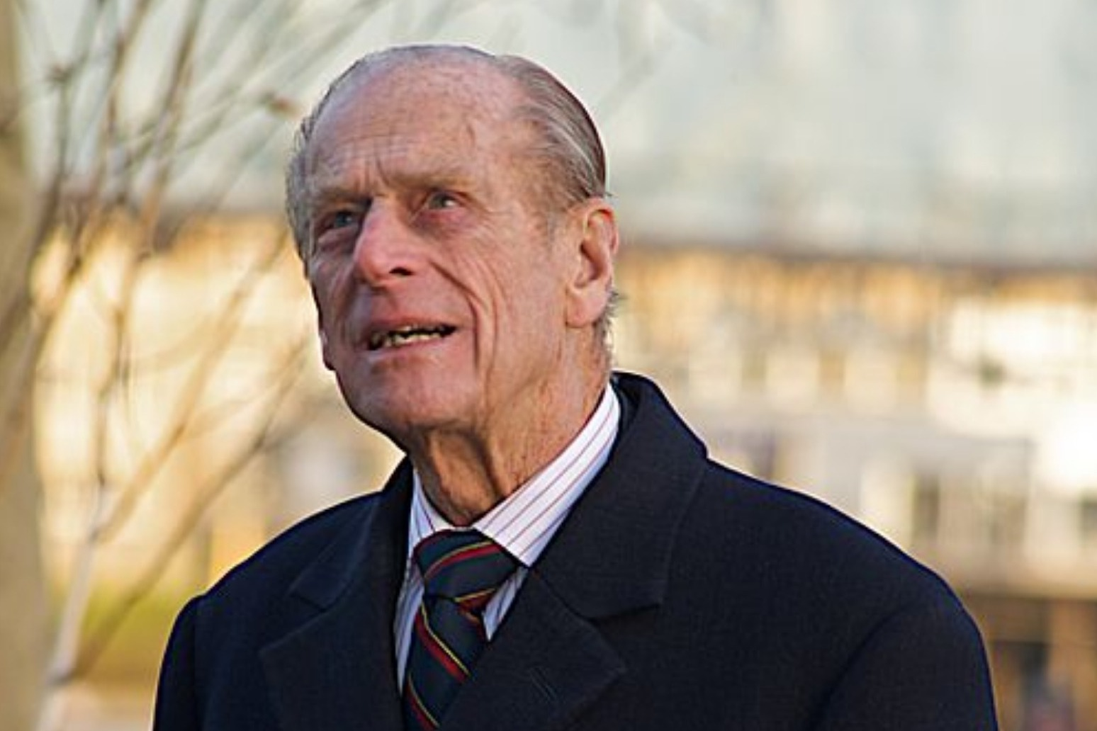 Prince Philip gives up driving licence after crash