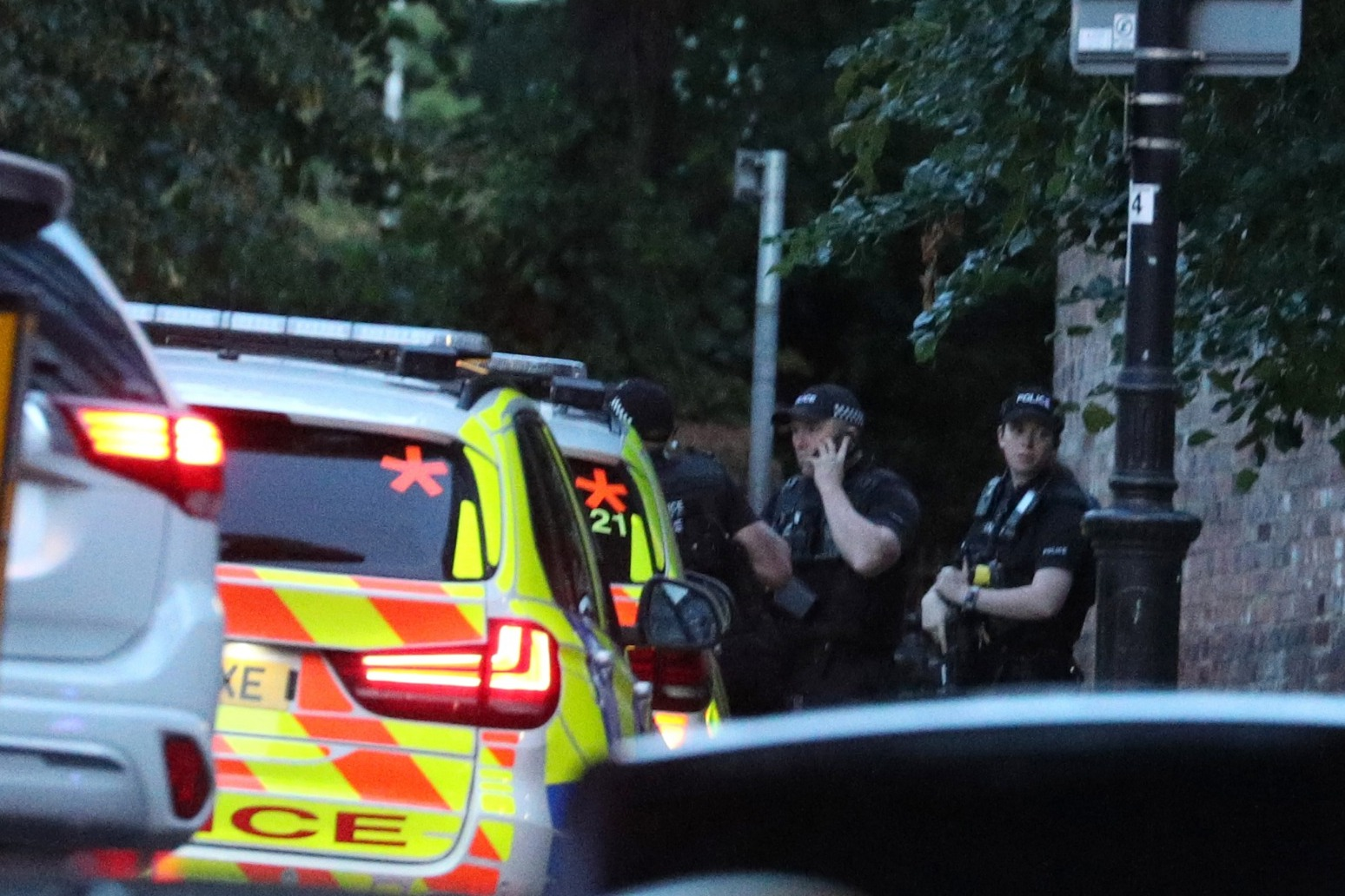 Knife attack takes place in Reading town centre