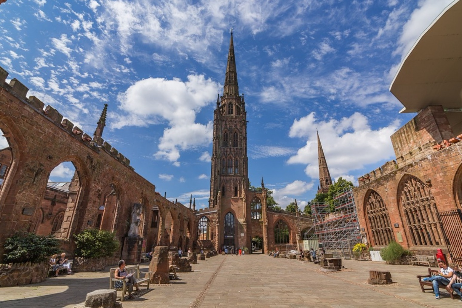 COVENTRY WINS RACE TO BE CROWNED UK CITY OF CULTURE 2021