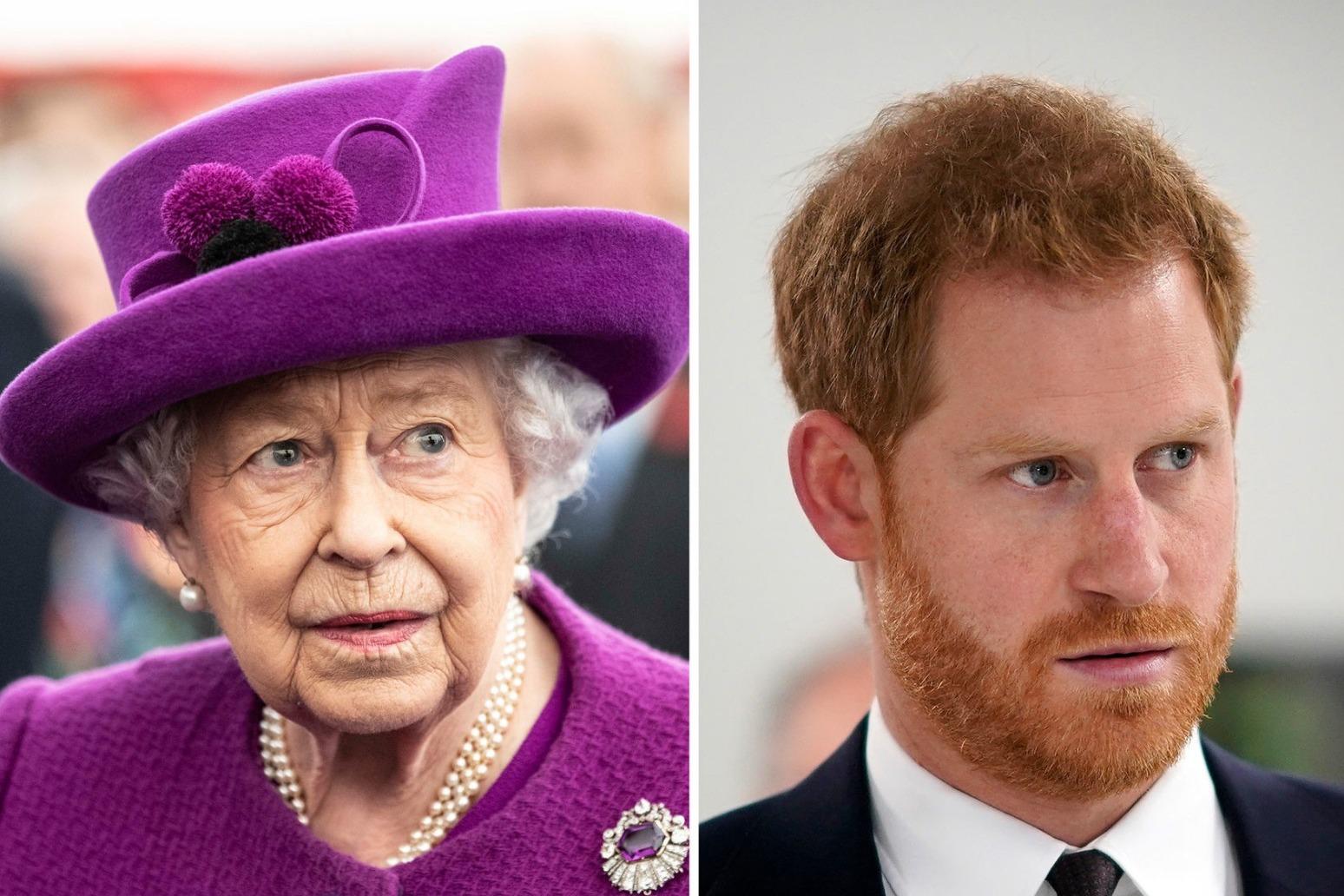 Royals set to meet at Sandringham