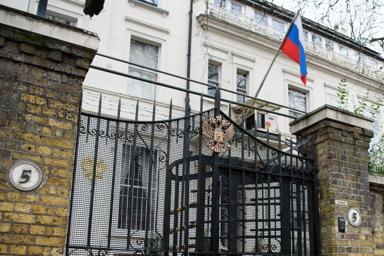 Daughter of poisoned spy declines help from Russian embassy