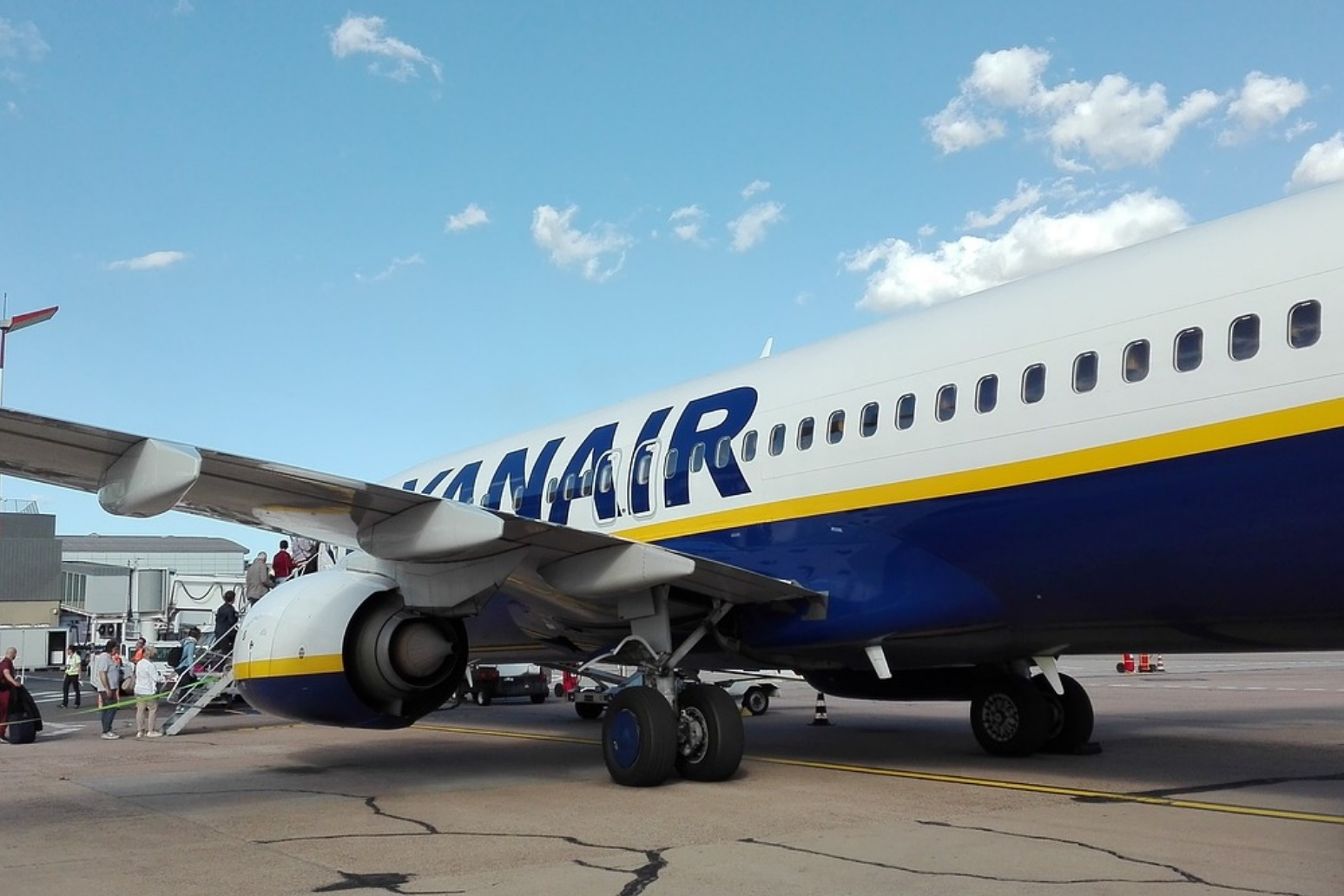 Ryanair reaches a deal with German pilots\' union