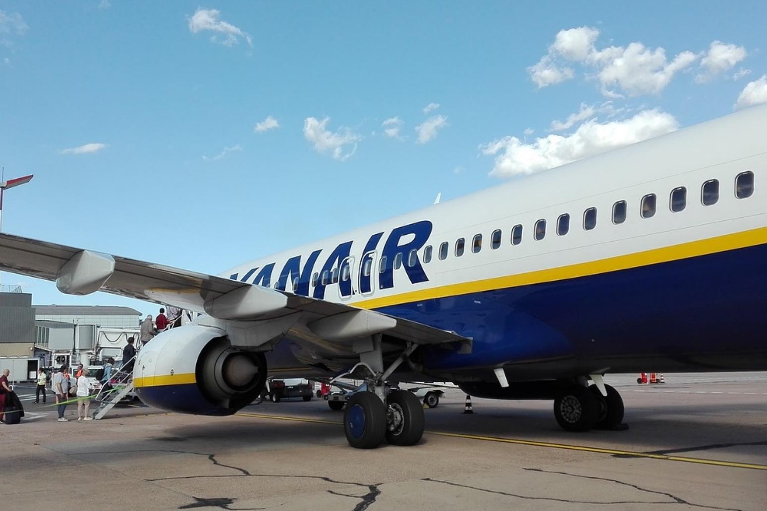 Ryanair says British police investigating racism case