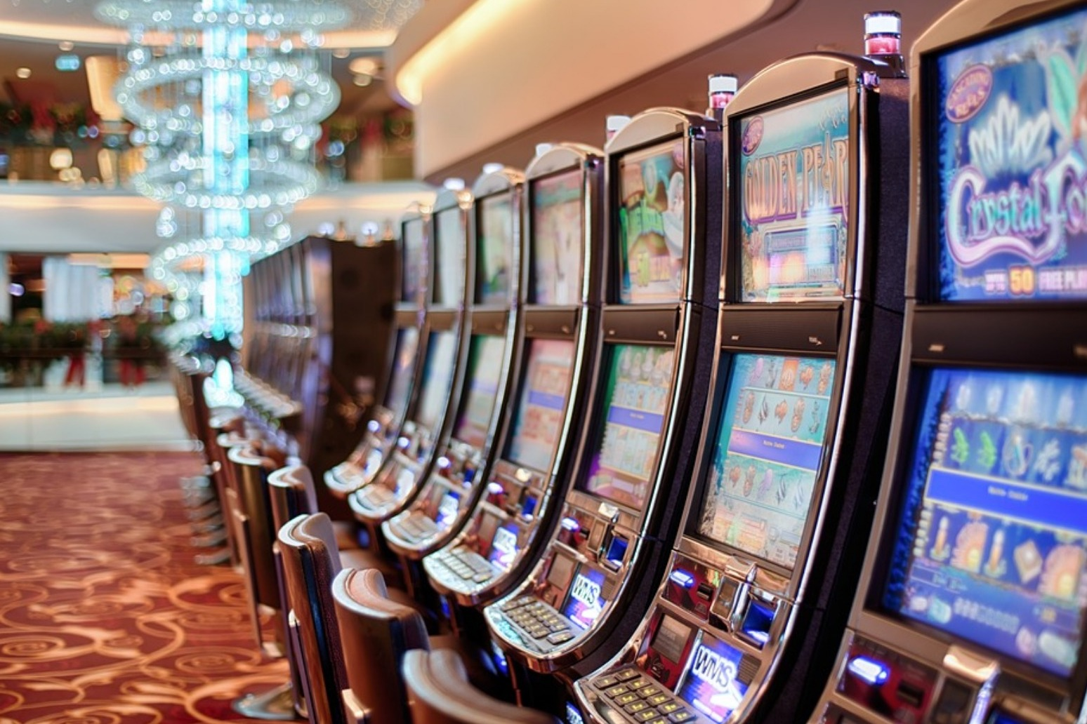 Gambling Commission publishes advice on gaming machines