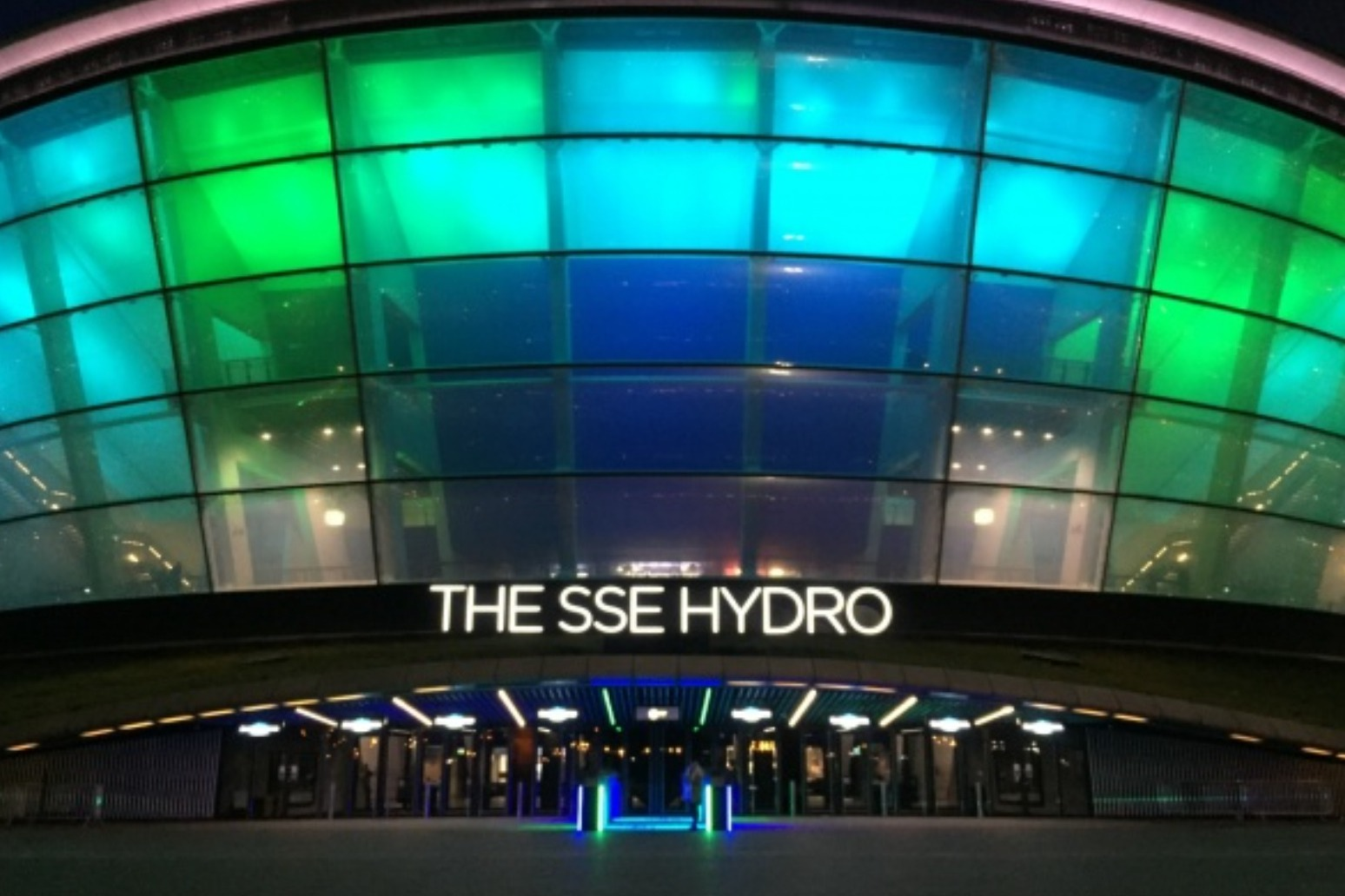 'Drastic' fall in vaccine appointment no-shows at Hydro arena in Scotland
