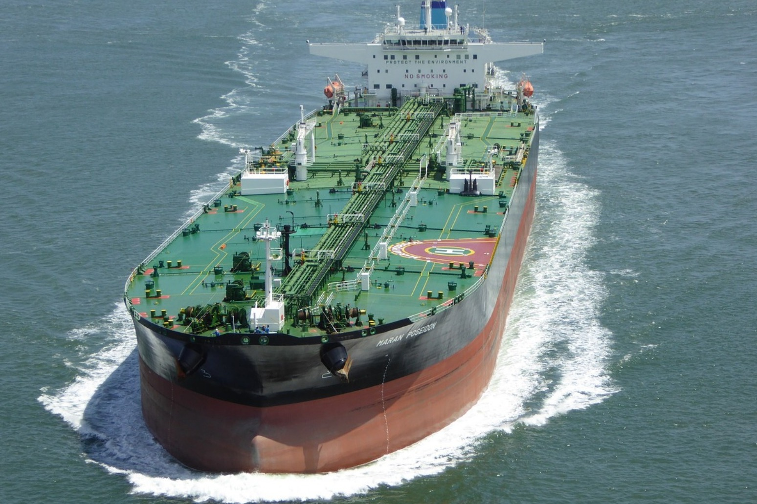 British oil tanker approached by Iranian boats in the Gulf