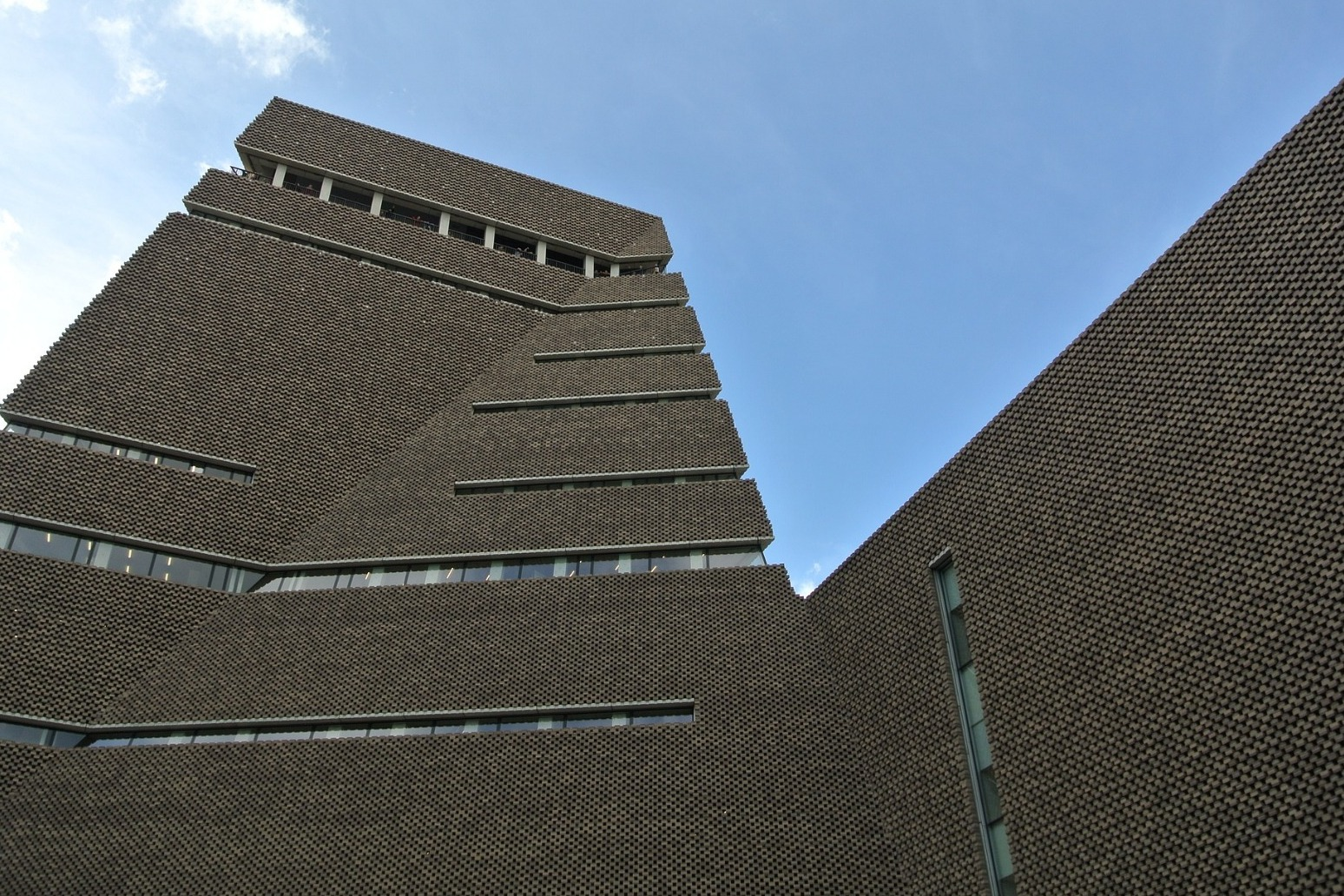 Teenager remanded in custody over Tate Modern incident.