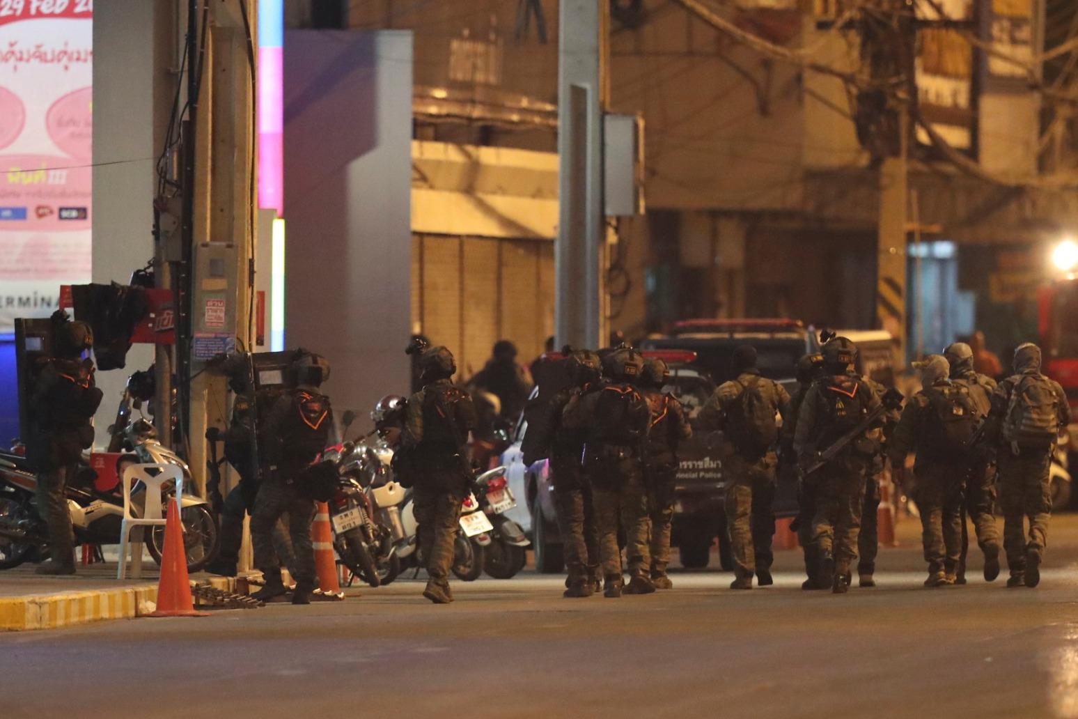 26 dead in Thai gun rampage