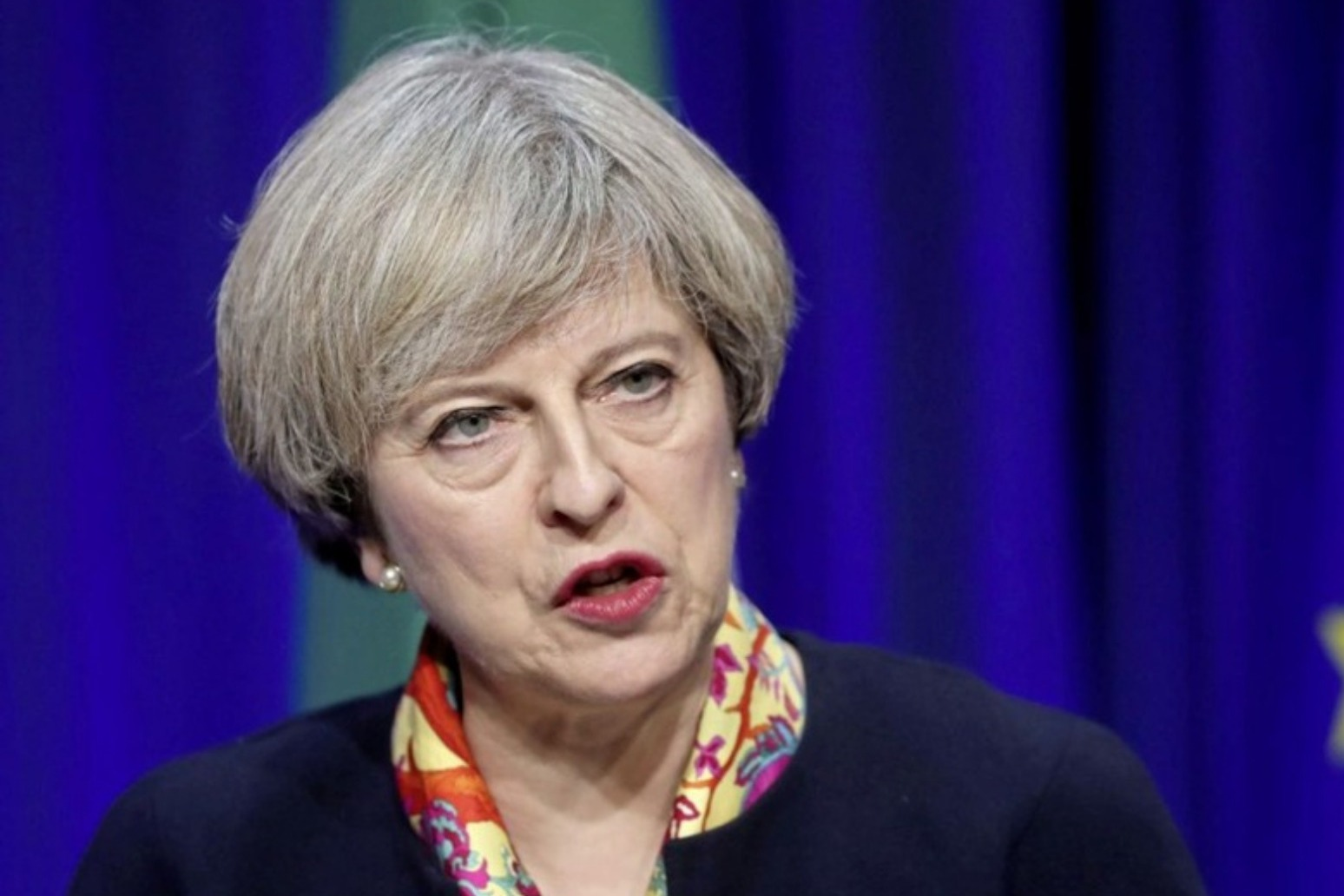 Britain\'s May faces mammoth task to change minds on