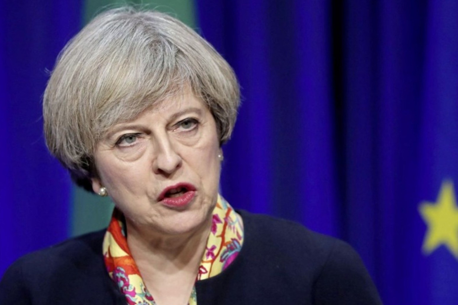 Theresa May faces another day of Brexit compromise in parliament