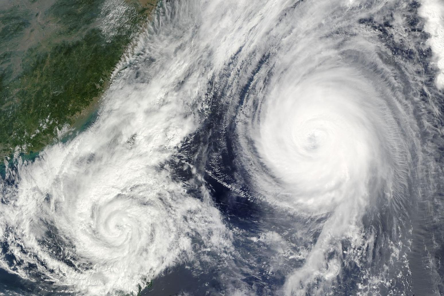 New Orleans braced for Hurricane Barry